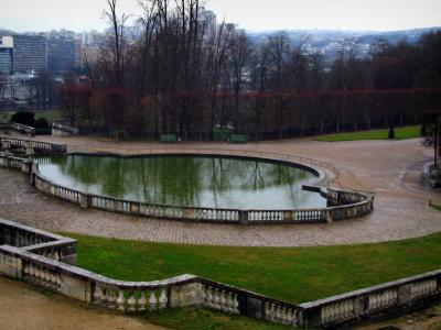 Park von Saint-Cloud