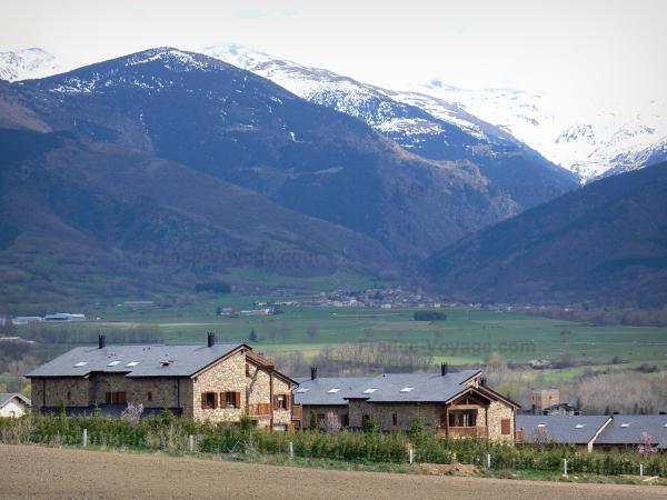 El parque natural regional de los pirineos catalanes - Casas rurales en los pirineos catalanes ...