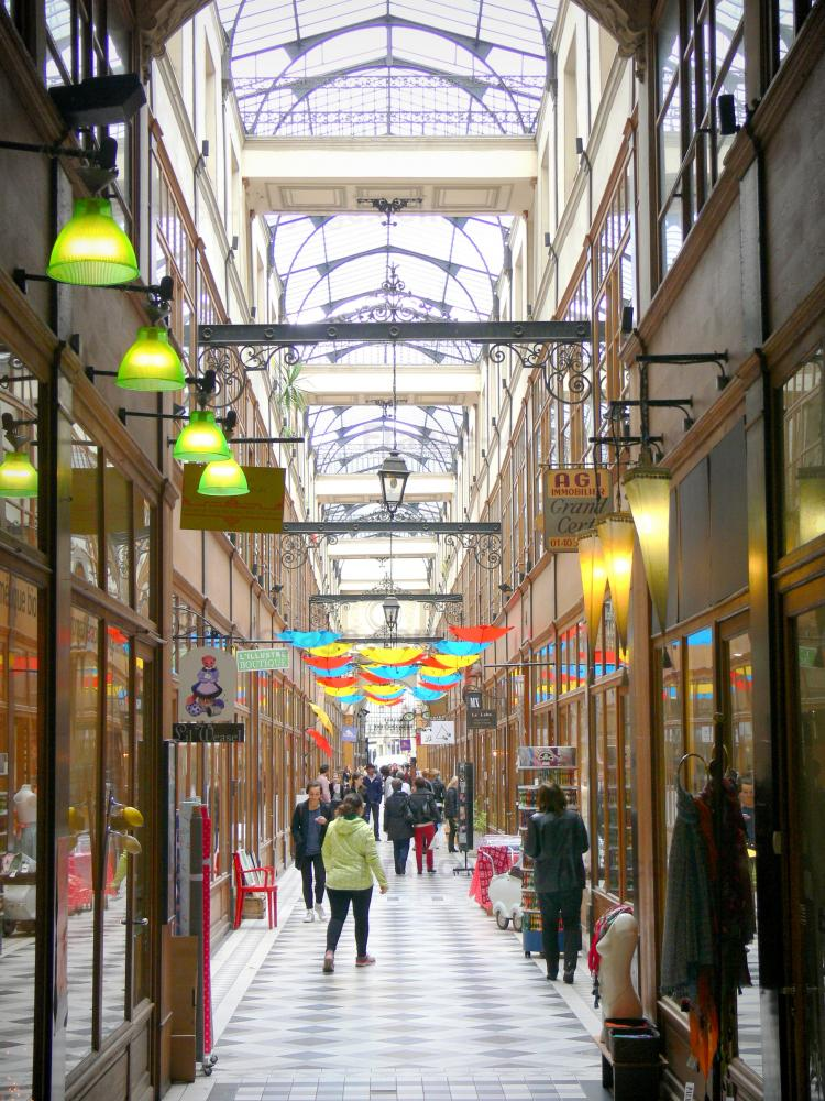 Photos - Les Passages Couverts De Paris