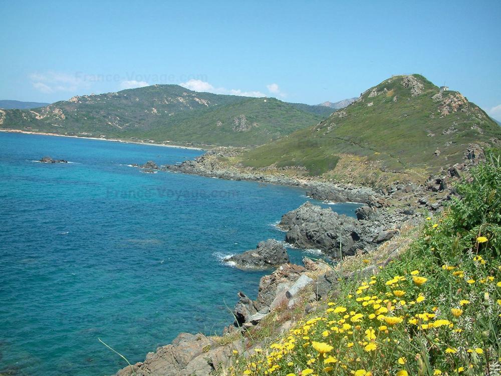 Photos paysages du littoral corse 25 images de qualit - Chambre d hote corse du nord pas cher ...