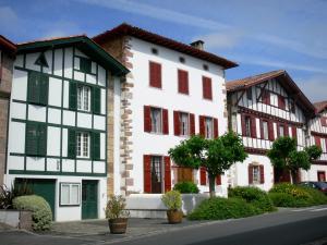 Paysages du pays basque 46 images de qualit en haute d finition - Maison close pays basque ...