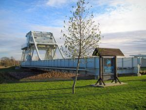 Pegasus Bridge - Pegasus Bridge (Pegasus Bridge), in Benouville