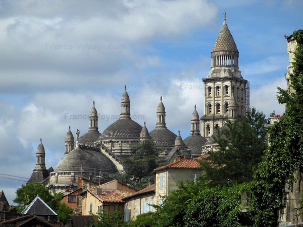 Périgueux - Tourism, holidays & weekends guide in the Dordogne