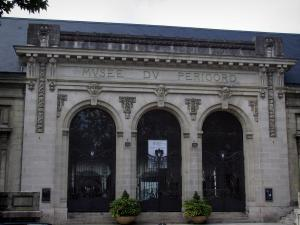 Périgueux - Museum of Perigord