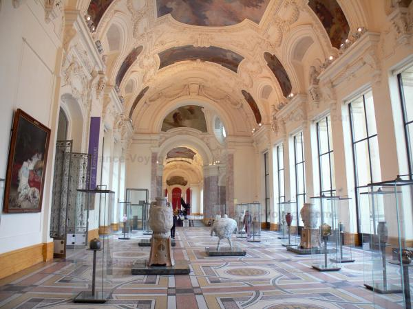 The Petit Palais - Tourism, holidays & weekends guide in Paris