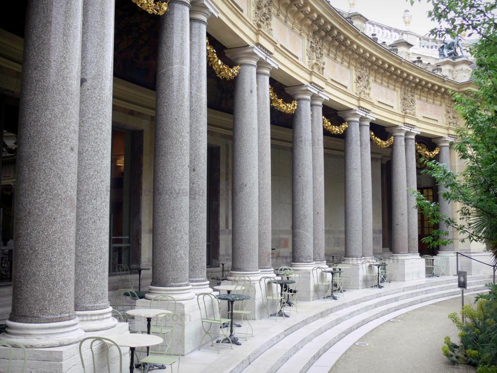 Photos le petit palais guide tourisme vacances for Cafe le jardin du petit palais
