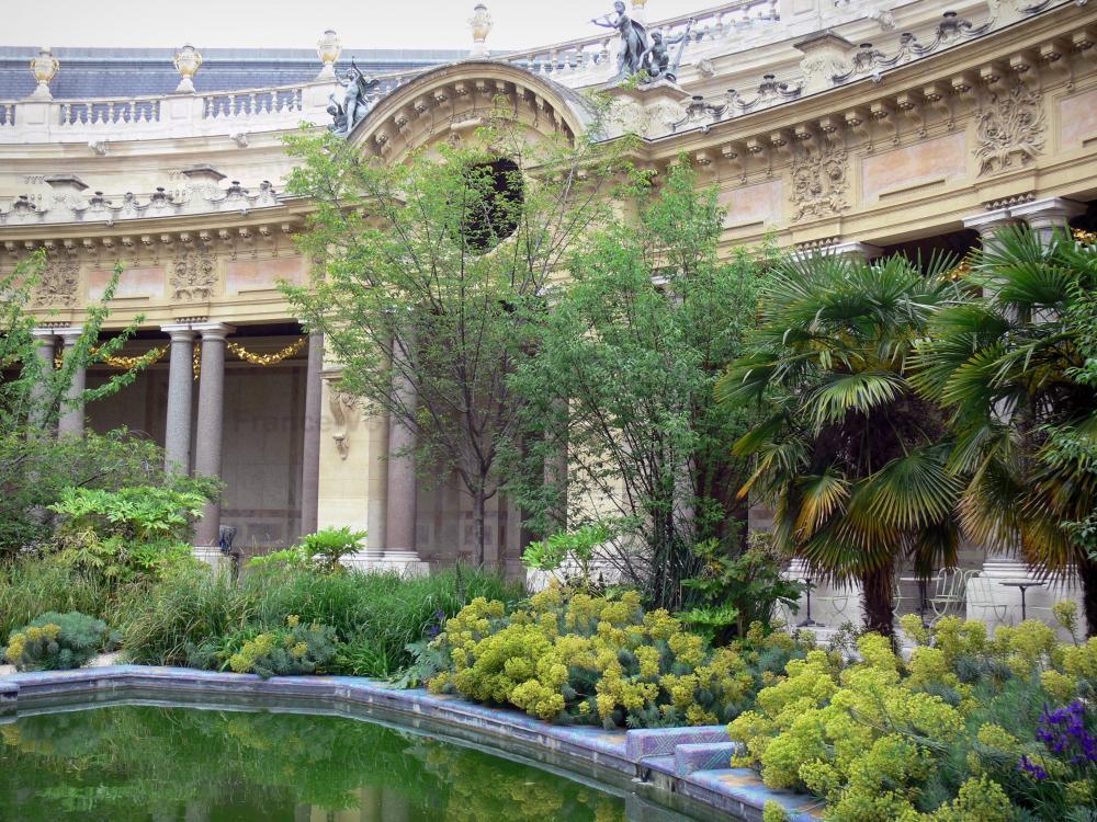 Photos le petit palais guide tourisme vacances for Les jardins de la ville paris