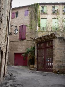 Pézenas - Houses of the old town