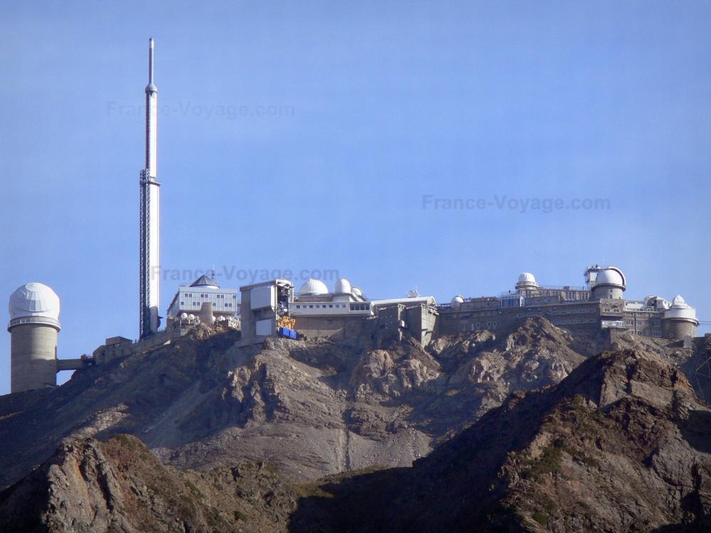 Photos le pic du midi de bigorre guide tourisme vacances - Office du tourisme de bagneres de bigorre ...