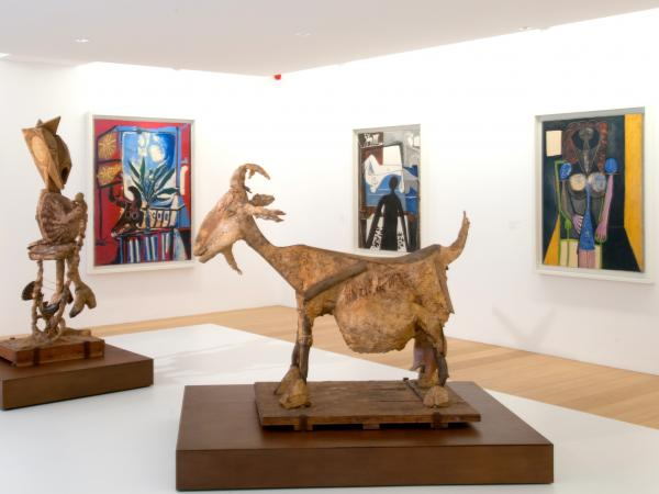 The Picasso Museum - Tourism, holidays & weekends guide in the Alpes-Maritimes