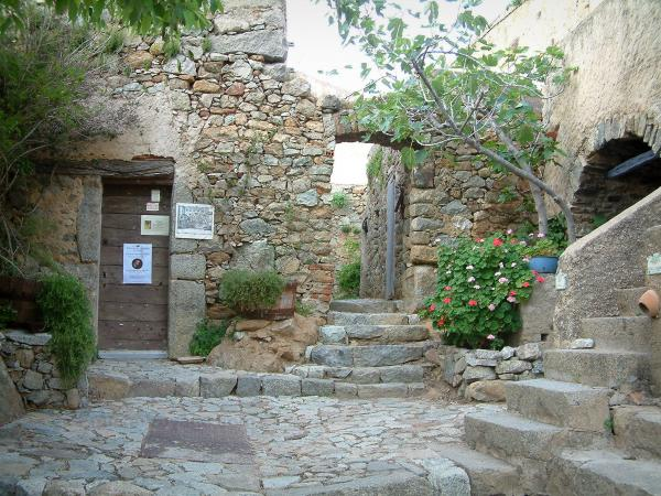 Pigna - Tourism, holidays & weekends guide in the Upper Corsica