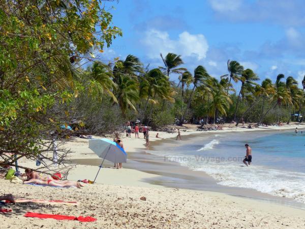 la plage des salines guide tourisme vacances. Black Bedroom Furniture Sets. Home Design Ideas