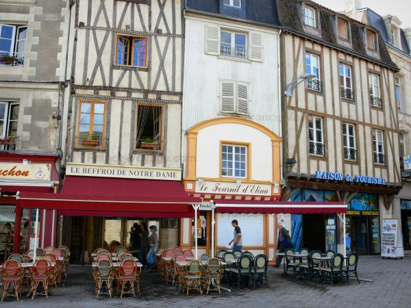 Poitiers - Tourism, holidays & weekends guide in the Vienne