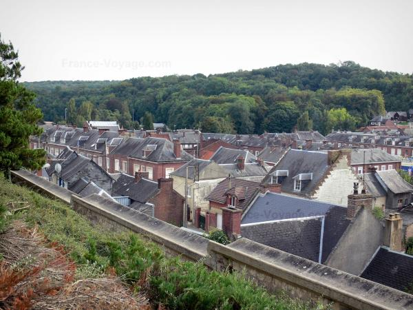 Poix-de-Picardie - Tourism, holidays & weekends guide in the Somme