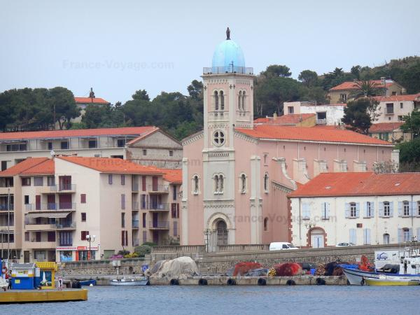 Port vendres guide tourisme vacances - Immobilier port vendres pyrenees orientales ...