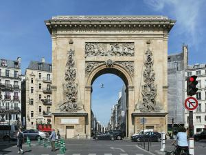The Porte Saint Denis District Tourism Holiday Guide