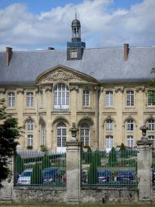 Prémontré abbey - Building of the former Prémontré abbey (hospital)