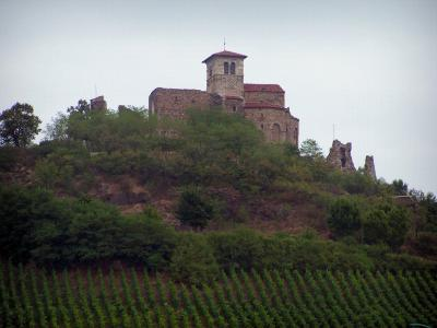 Priorat von Saint-Romain-le-Puy
