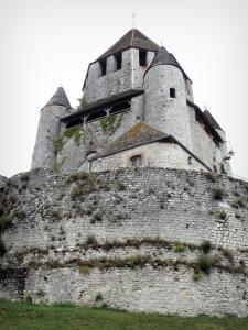 Provins - César tower (keep, watchtower)