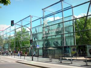 Quai Branly museum - Entrance of the museum