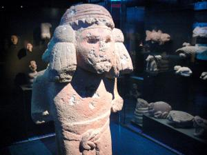 Quai Branly museum - Sculpture of the Americas collection