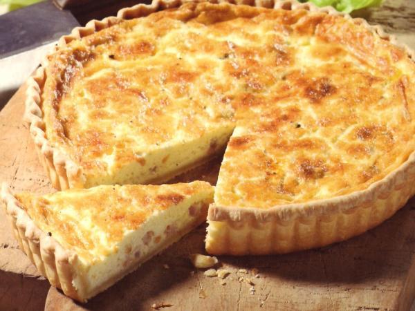 Quiche lorraine gastronomy holidays amp weekends guide in lorraine