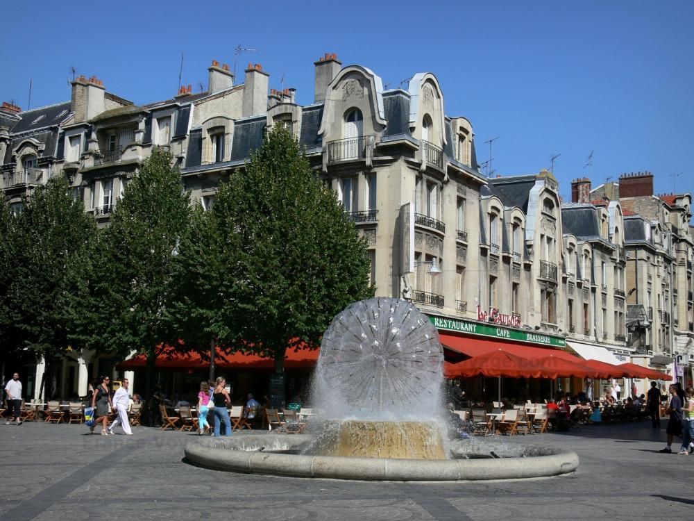 Reims Centre Ville Location  Chambres