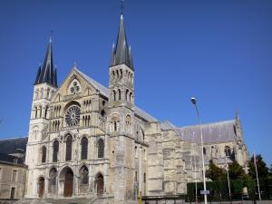 Reims - Basilique Saint-Remi