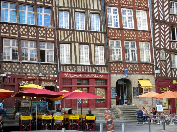 Rennes - Tourism, holidays & weekends guide in the Ille-et-Vilaine