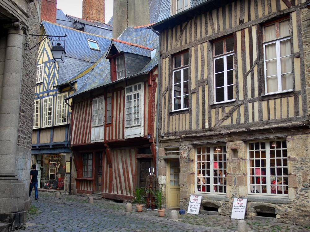 Photos rennes guide tourisme vacances for Aventures de maison rennes