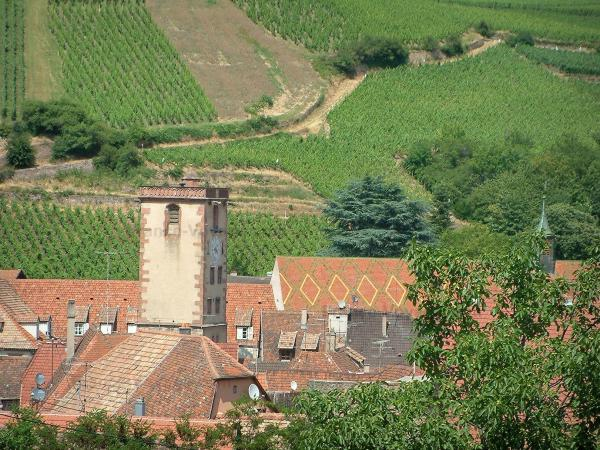 Ribeauvillé - Tourism, holidays & weekends guide in the Haut-Rhin