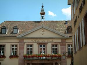 Riquewihr - Building of the town hall