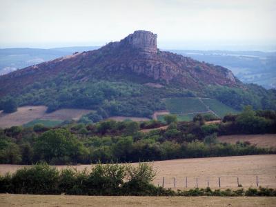La roca de solutr gu a turismo y vacaciones for Roca de guia