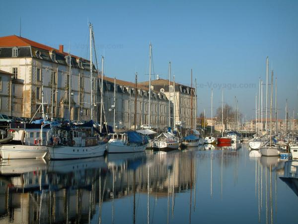 Rochefort 17 images de qualit en haute d finition - Port de plaisance de rochefort ...