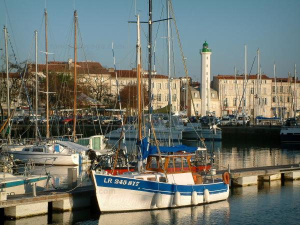 La Rochelle - Tourism, holidays & weekends guide in the Charente-Maritime
