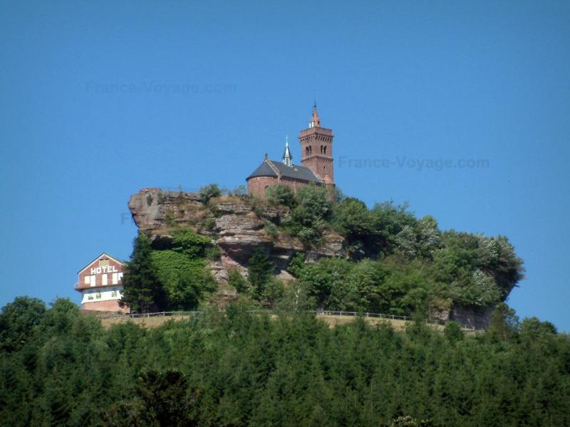 The Rock of Dabo - Tourism, holidays & weekends guide in the Moselle