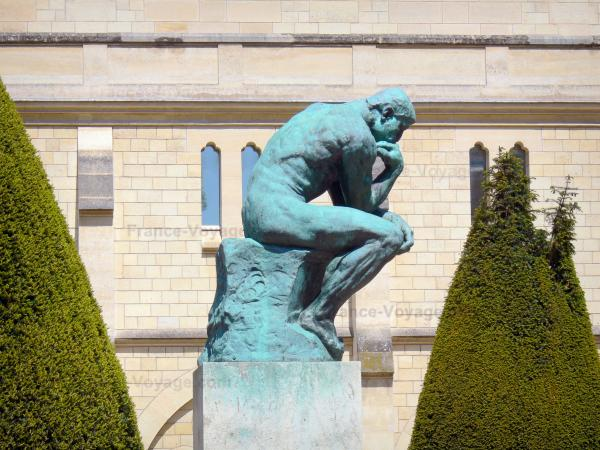The Rodin Museum - Tourism, holidays & weekends guide in Paris