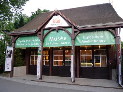 Roland Garros Museum Tourism Amp Holiday Guide