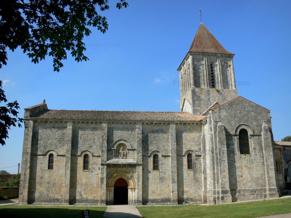 Foto S Romaanse Kerken Van Melle 11 Afbeeldingen Met