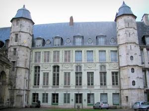 Rouen - Archbishop's palace