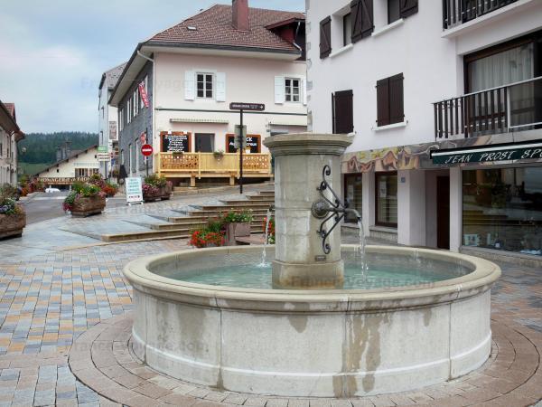 Les rousses 10 images de qualit en haute d finition - Office de tourisme les rousses 39 jura ...