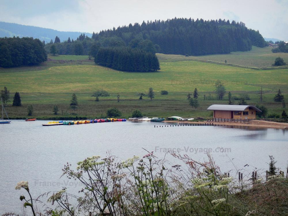 Photos les rousses guide tourisme vacances - Office de tourisme les rousses dans le jura ...
