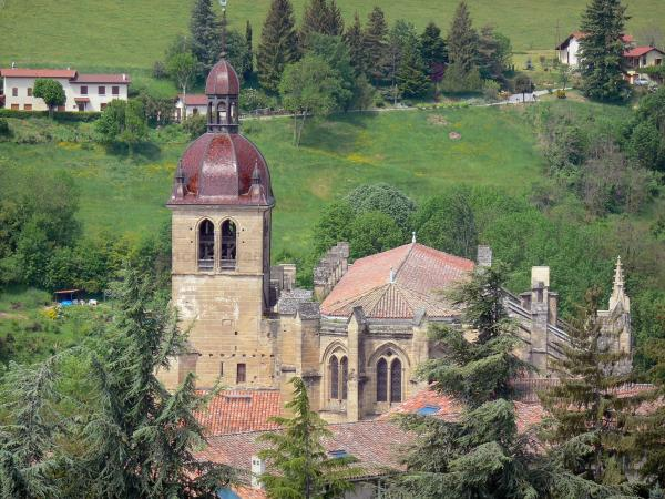 Saint-Antoine-l'Abbaye - Tourism, holidays & weekends guide in the Isère