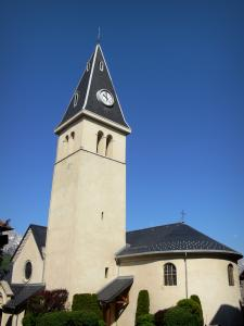 Saint-Bonnet-en-Champsaur - Saint-Bonnet church