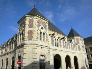 Saint-Calais - Halle aux grains