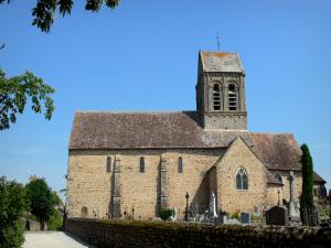 Saint-Céneri-le-Gérei - Saint-Céneri Romanesque church