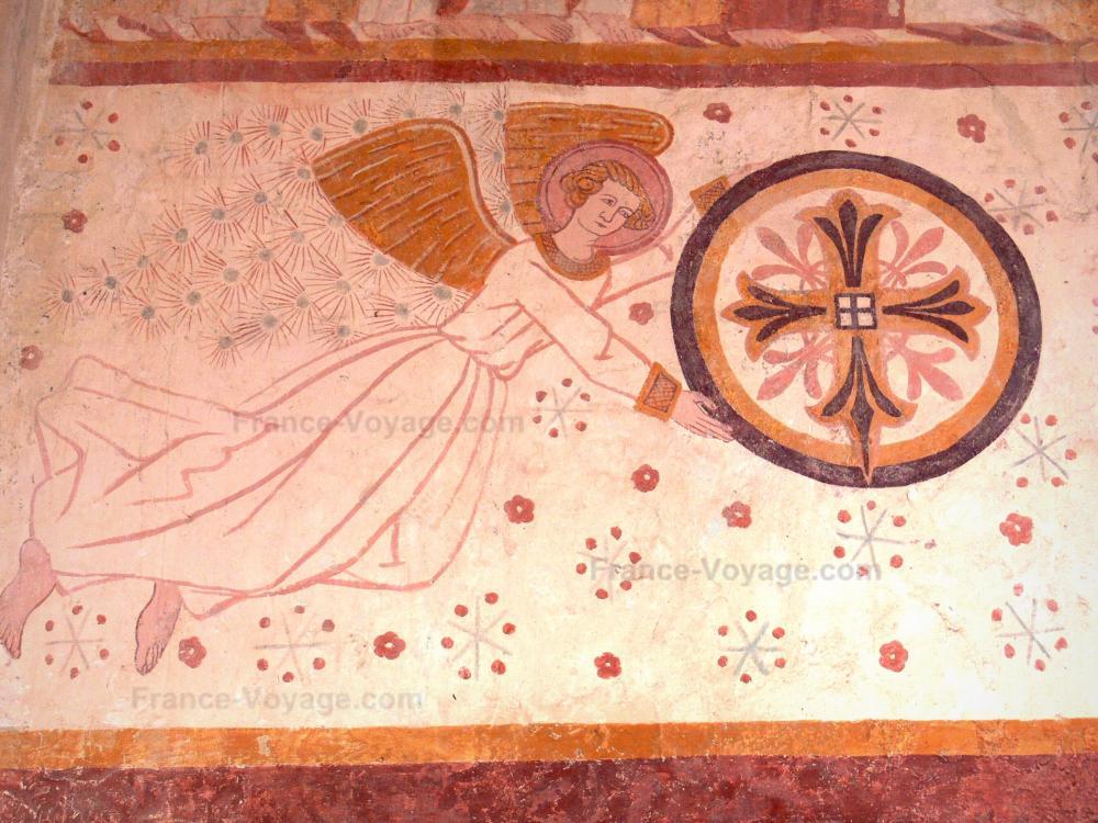 Photos saint c neri le g rei 45 images de qualit en for Fresque murale definition