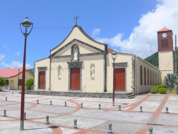 Saint-Claude - Guide tourisme, vacances & week-end en Guadeloupe