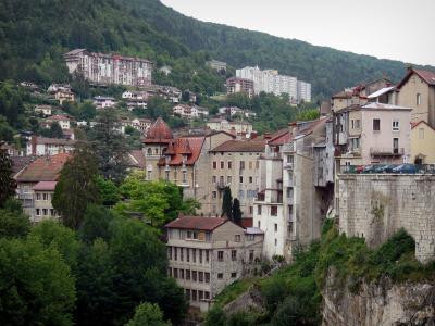 Saint claude capitale de la pipe guide tourisme vacances - Office de tourisme saint claude ...