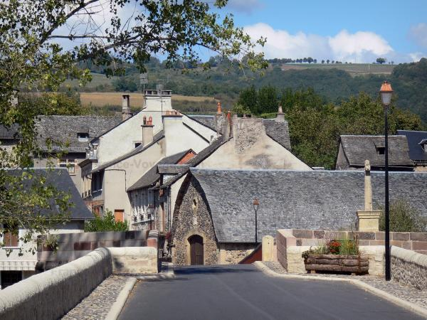 Saint-Côme-d'Olt - Tourism, holidays & weekends guide in the Aveyron
